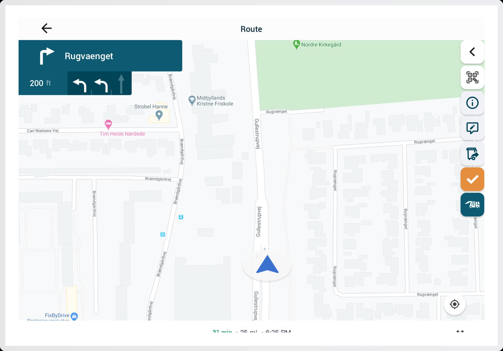 Intelligent routing with Smart Waste Management Platform